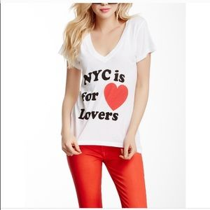 "Wildfox- ""NYC is for lovers"""